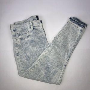 GAP Acid Wash Jegging Jeans Size 16